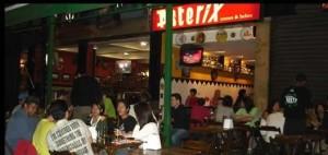 O aconchegante bar Asterix, no coração de São Paulo: Av. Paulista.