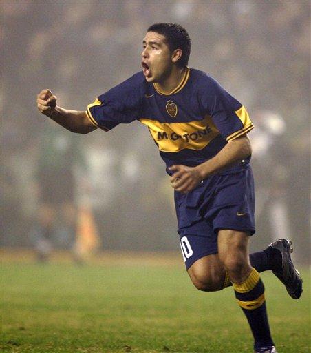 Eterno carrasco dos times brasileiros na Libertadores, Riquelme deu adeus ao futebol aos 36 anos nesta semana (Créditos: Google)