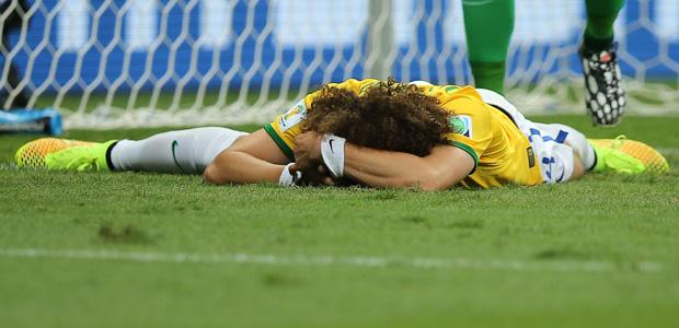 A crise do futebol brasileiro respinga nas fracas atuações dos clubes (Sérgio Lima /Folhapress)